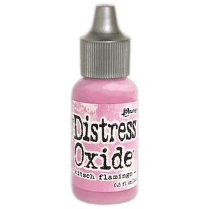 Tim Holtz - Distress Oxide Ink Pad - Kitsch Flamingo Re-inker