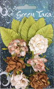 Green Tara - Tea Roses Pack - Ochre