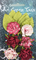 Green Tara - Tea Roses Pack - Red