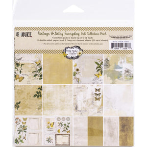 49 & Market - Vintage Artistry Everyday Collection 6x6 Pack
