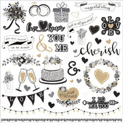 Photo Play - We Do Element Sticker Sheet