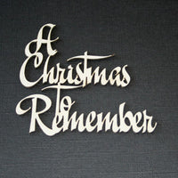 A Christmas to Remember Title