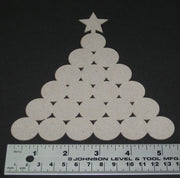 Bauble Xmas Tree