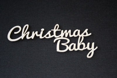 Christmas Baby Title