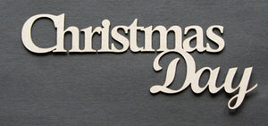 Christmas Day Title