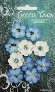 Green Tara - Cherry Blossoms Tones Pack - Bright Blue