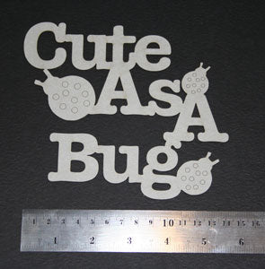 Cute As A Bug