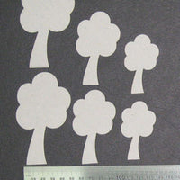 Cutesy Trees