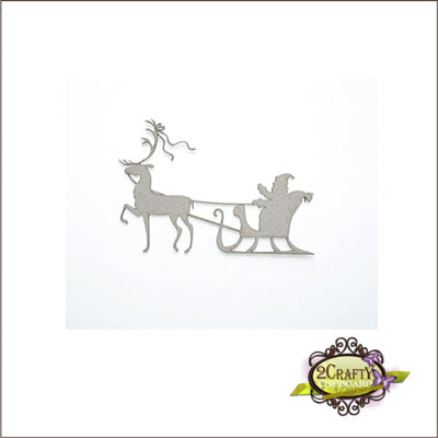 Dasher with Sleigh