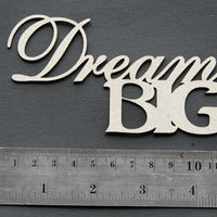 Dream Big Title
