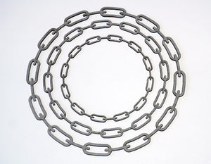 Frame Chained Circles