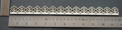 French Lace Border