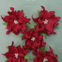 Green Tara - Gardenias - Red