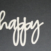 Happy - Loopy Font