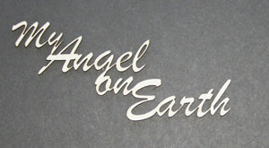 My Angel on Earth Mini Title