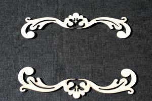 Photo Adornment - Formal Flourish 2