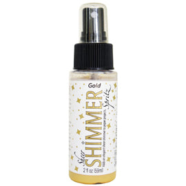 Sheer Shimmer Spritz - Gold