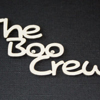 The Boo Crew Title