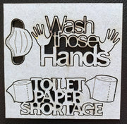 2Crafty - Wash Those Hands