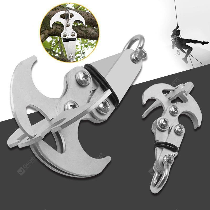 Stainless Steel Survival Folding Gravity Hook(Limited sale)