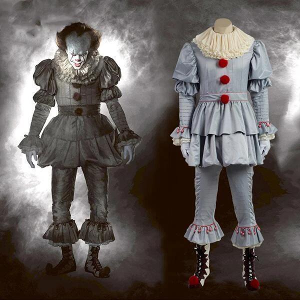 IT - PENNYWISE DELUXE EDITION COSTUME