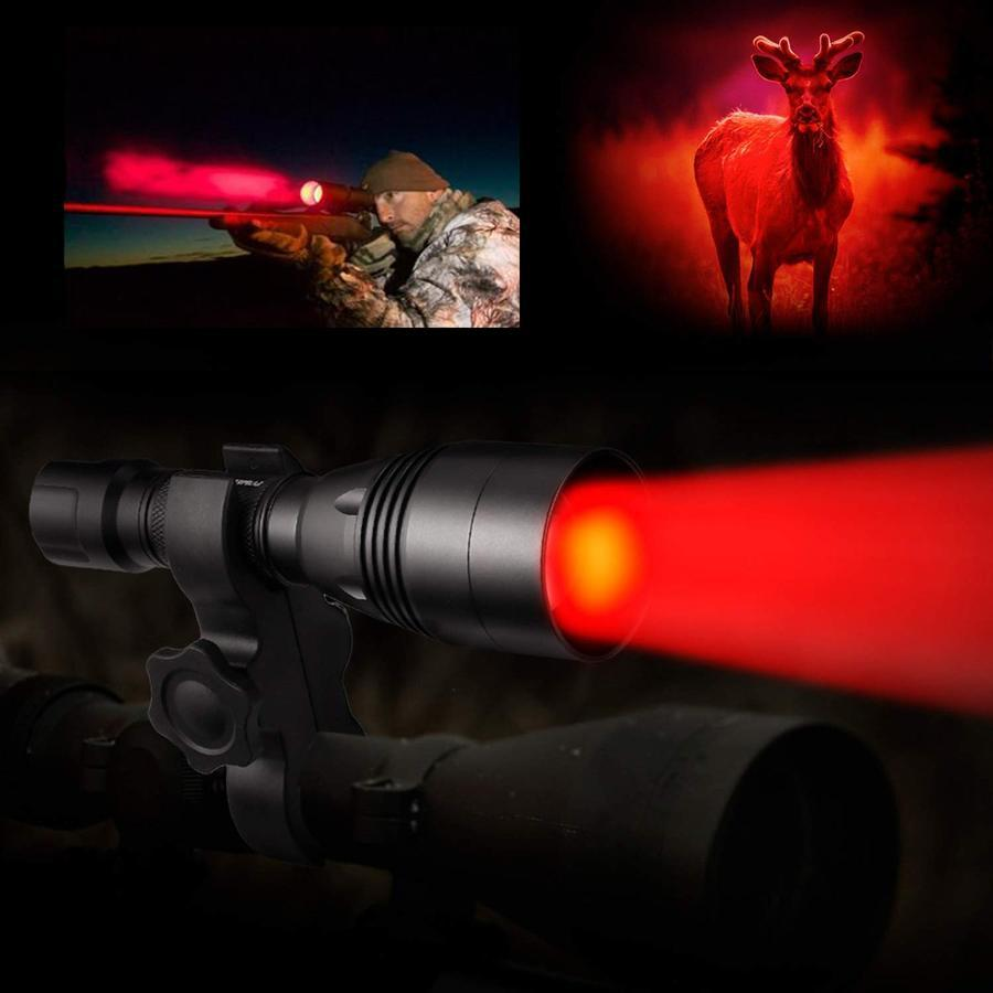 💥💥60% OFF!——LED Hunting Flashlight