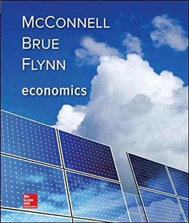 Economics, 21 e, by McConnell, Brue, and Flynn (used)