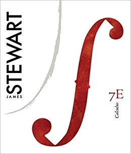 Single Variable Calculus, 7th edition by James Stewart
