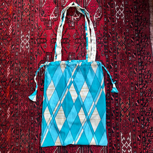 Recycled Sari Tote Bag