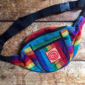 Rainbow Bum Bag
