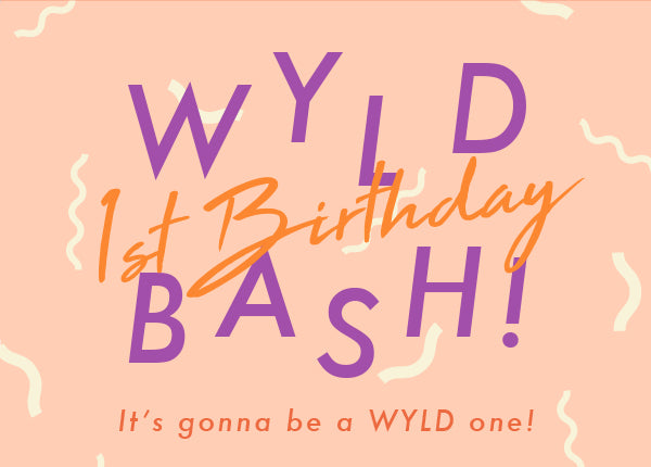 the wyld shop birthday