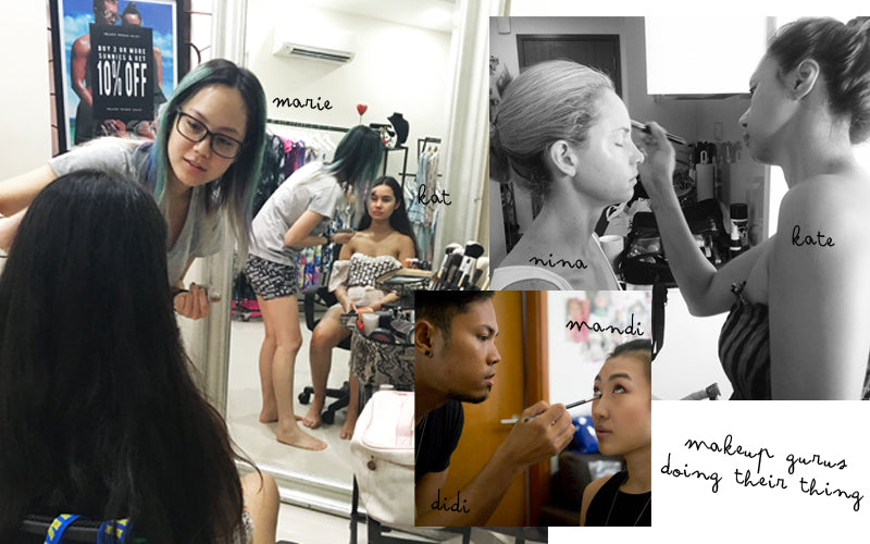 make up artists singapore