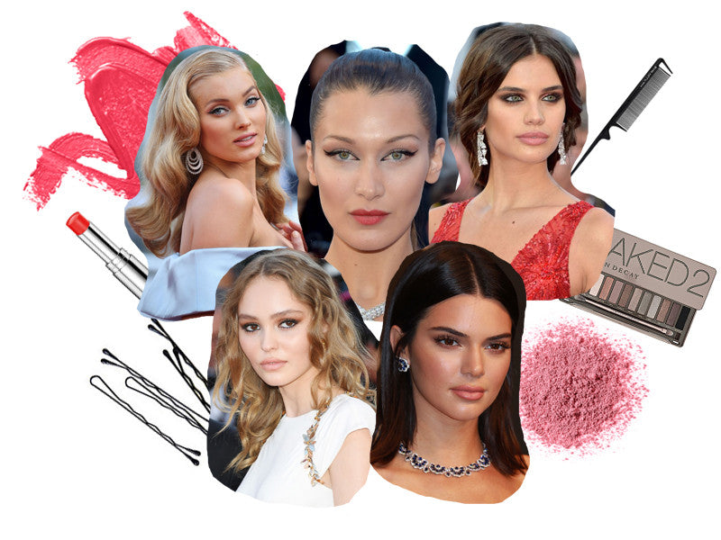 The Best Beauty Looks At The 2017 Cannes Festival
