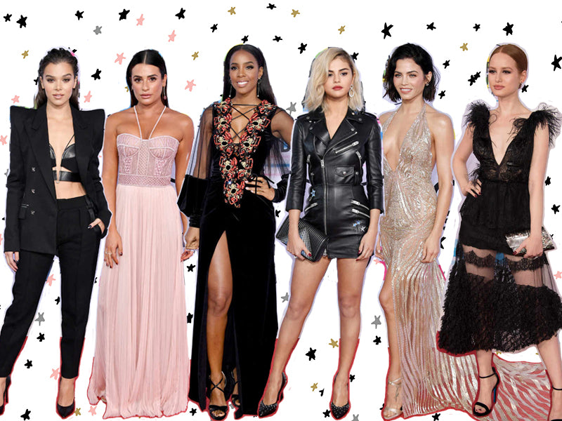 The Hottest Looks At The AMAs!!