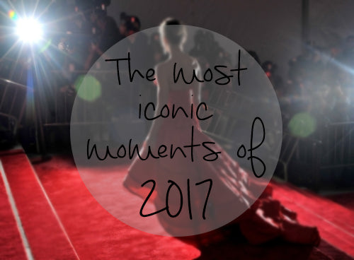 A Recap: The Most Iconic Moments Of 2017