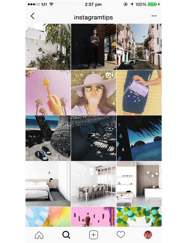 Layout Ideas & Tips To Up Your Instagram Game – theWYLDshop