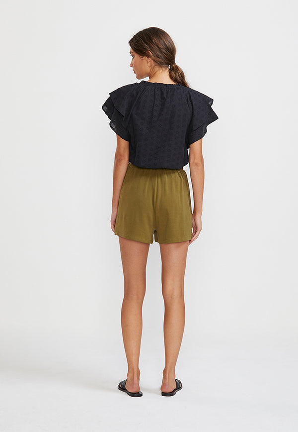 Staple the Label Devotion Frill Blouse