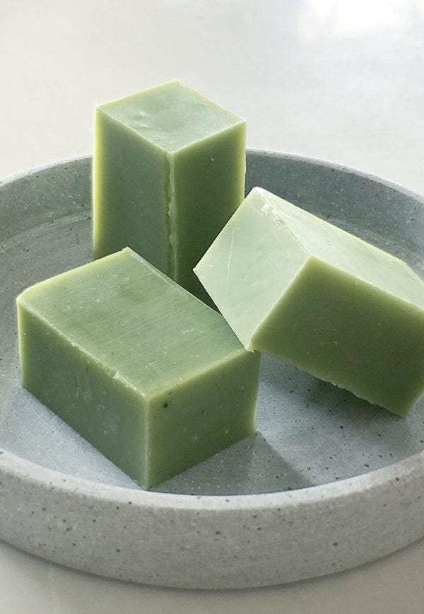 OASIS organic green facial bar