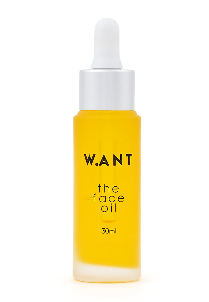 WANT Skincare The Face Oil