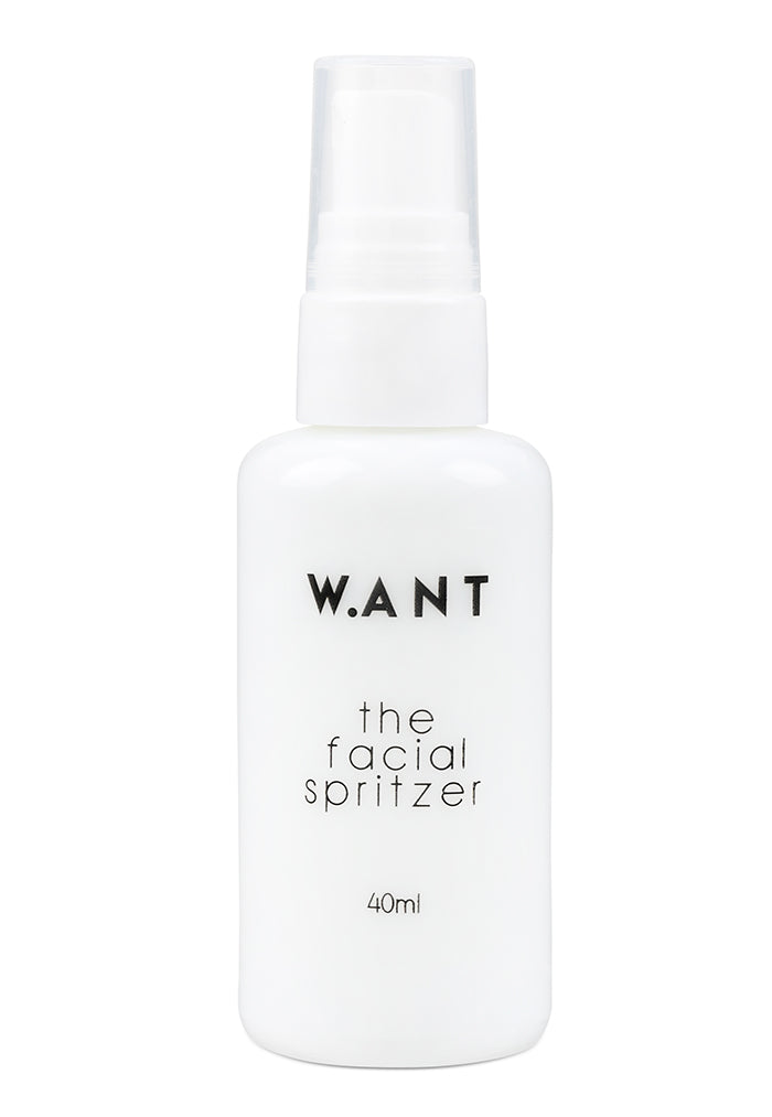 WANT Skincare The Facial Spritzer