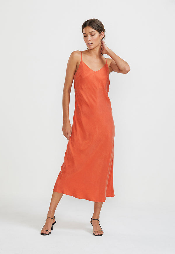 Staple the label slip dress