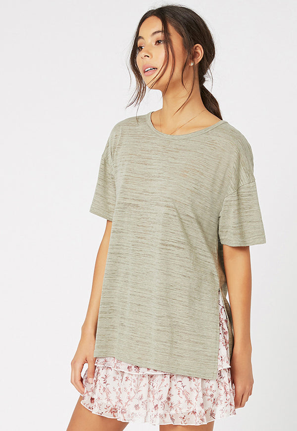 MINKPINK on the road tunic