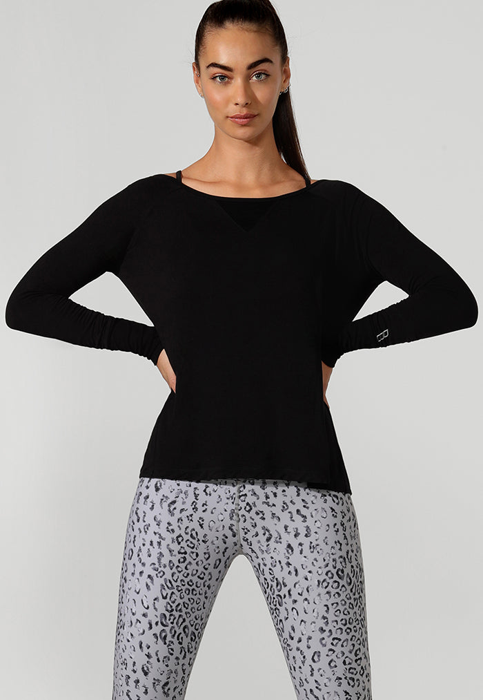 Lorna Jane long sleeve top