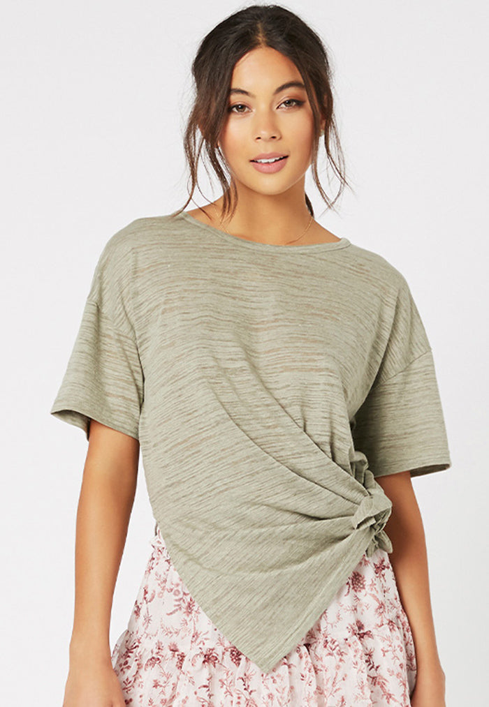 oversized t shirt, drop sleeves