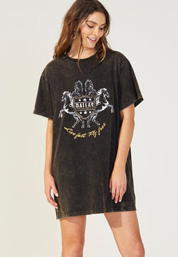 MINKPINK Dallas Tee Dress