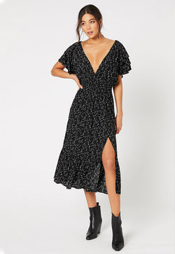Minkpink midi dress