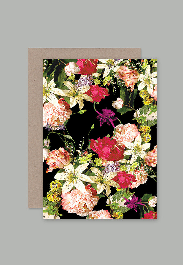 AHD Greeting Card - Butterfly Bouquet