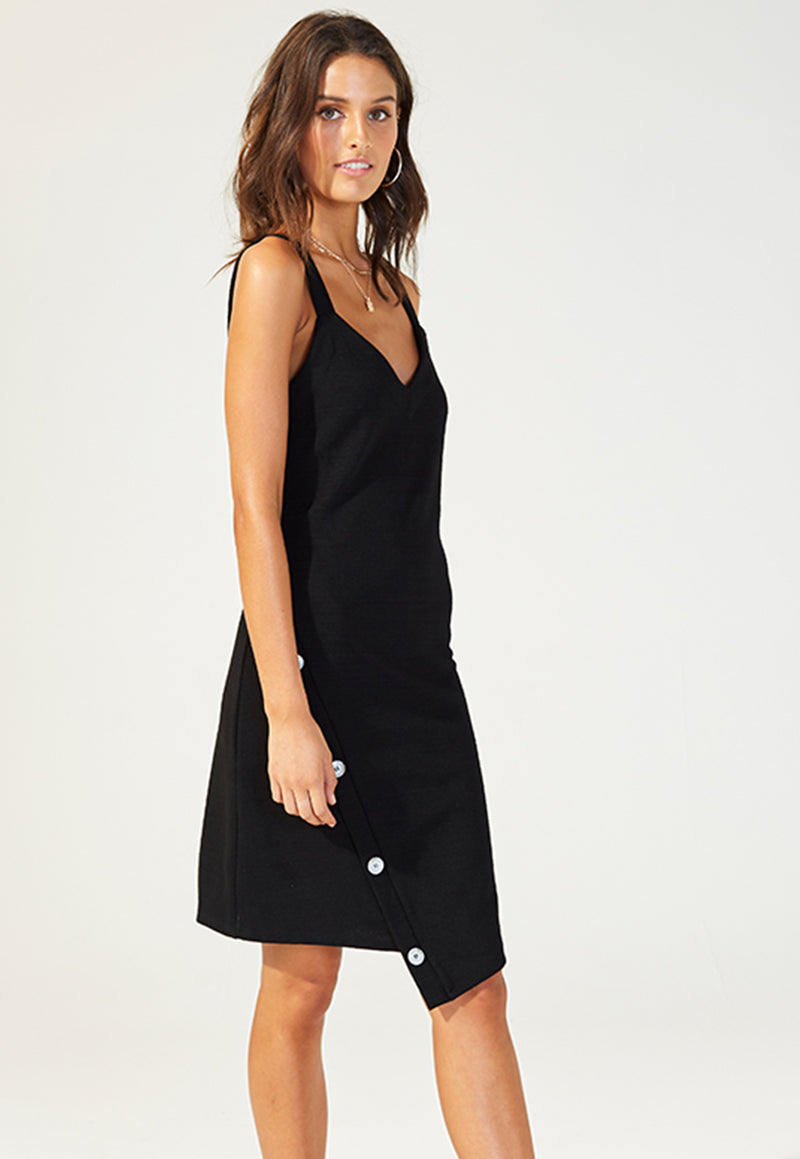 MINKPINK Carolina Textured Dress