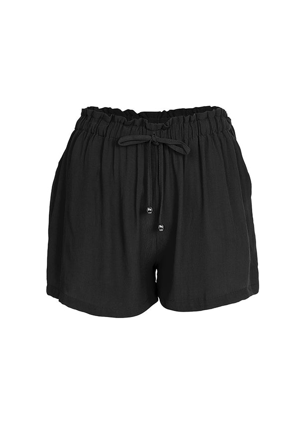 Indii Breeze Drawstring Relaxed Shorts