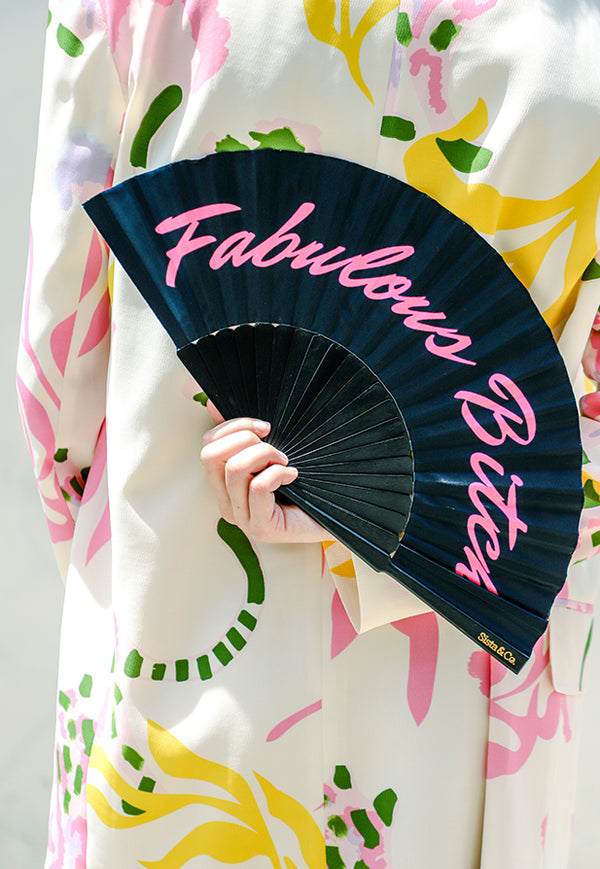Sista & Co. Fan - Fabulous Bitch